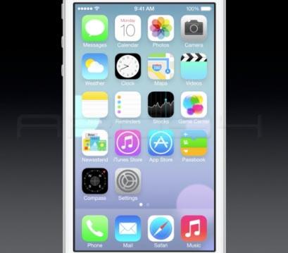 iOS7: sempre più simile ad Android?