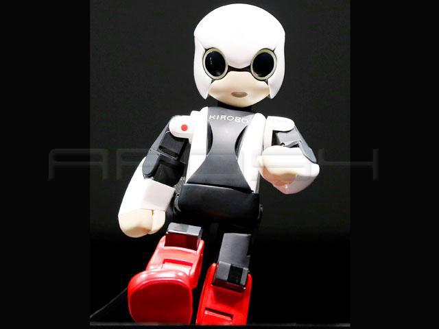 Kirobo: il primo robot parlante come assistente agli astronauti