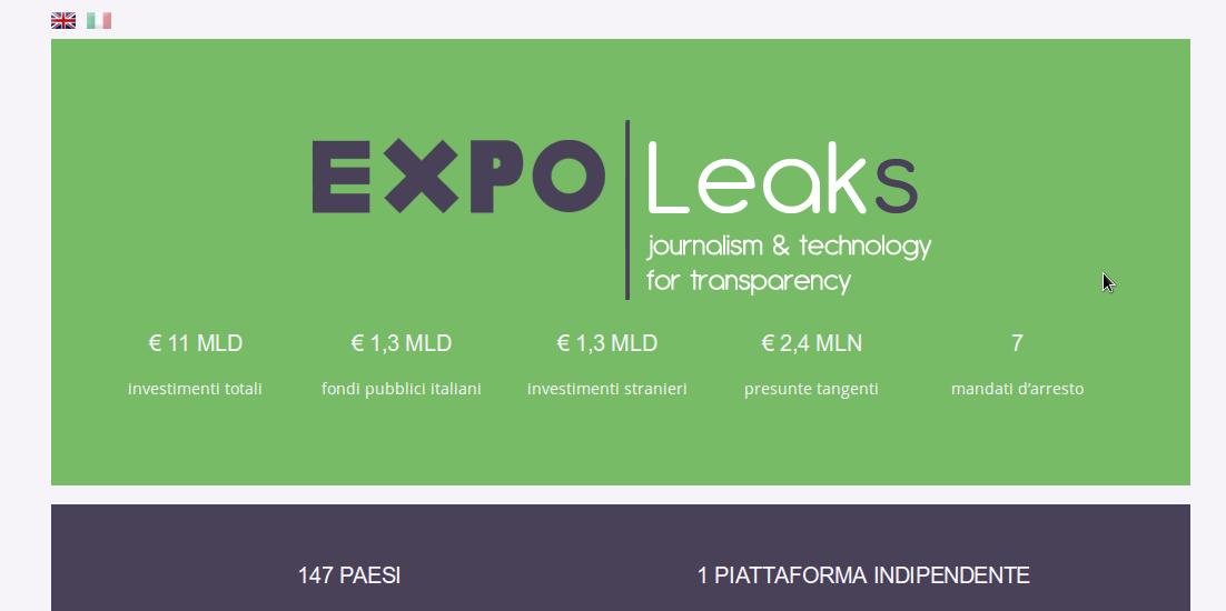 ExpoLeaks: un'idea diventata realtà