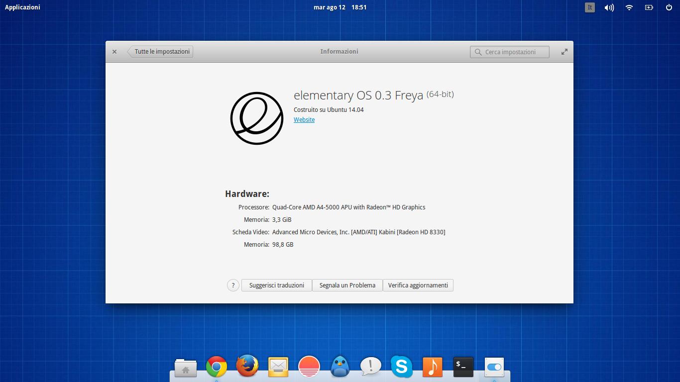 Rilasciata la beta 1 di Elementary OS Freya