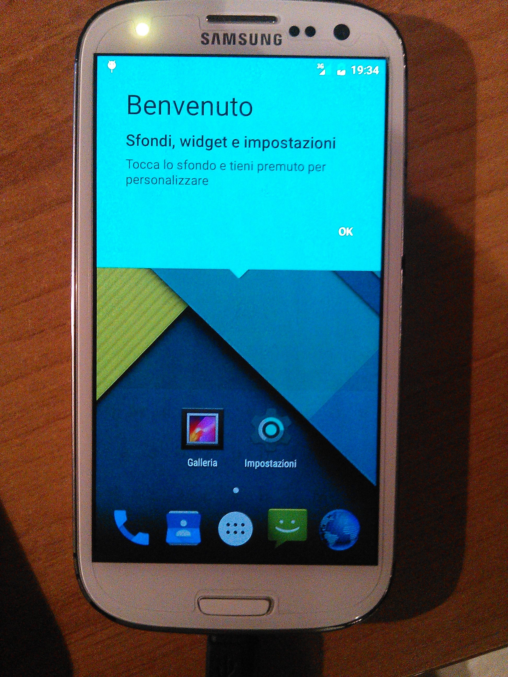 NamelessROM: Android Lollipop 5.0 per Galaxy S3
