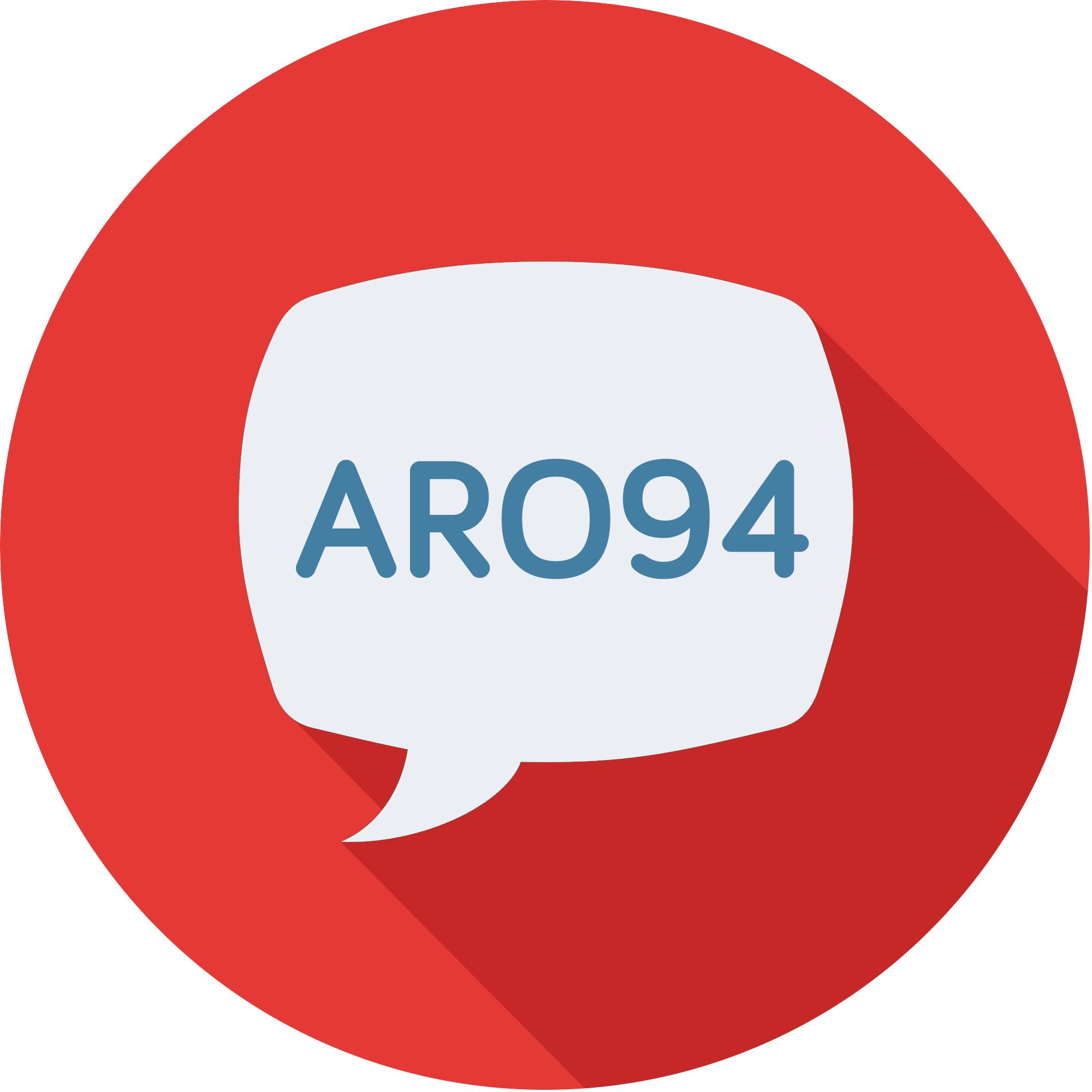 Aro94's blog
