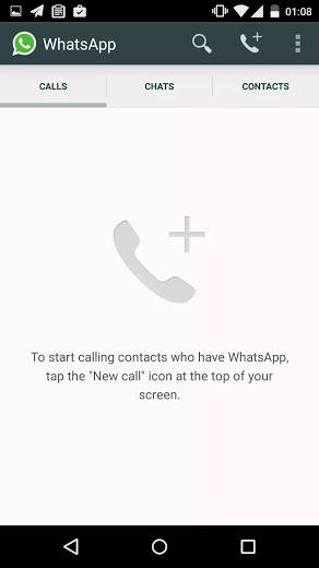 WhatsApp: il roll-out delle chiamate è qui!