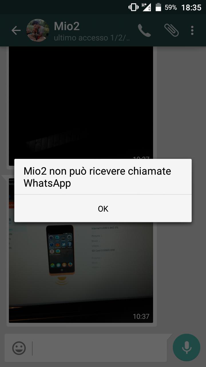 """WhatsApp: abilitare il menù """"chiamate"""" (Root)"""