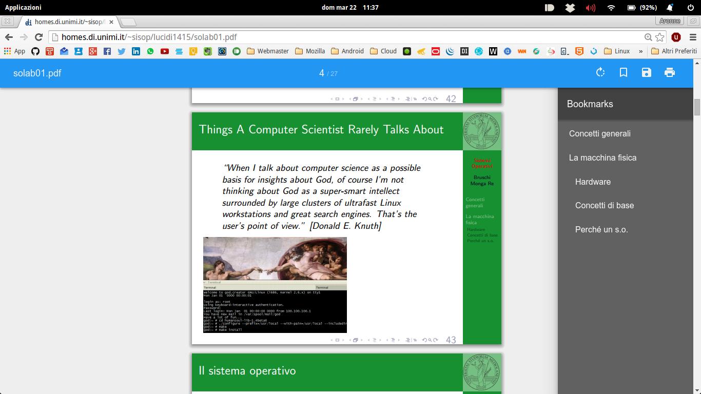 Abilitare il Material Design per Chrome PDF Viewer