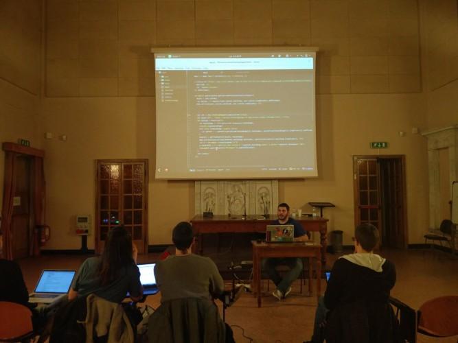 WTF: il Firefox Club Milano in trasferta a Pavia